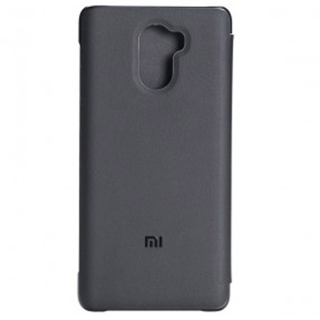 Xiaomi Redmi 4 Standard Ed. Smart Flip Case Black