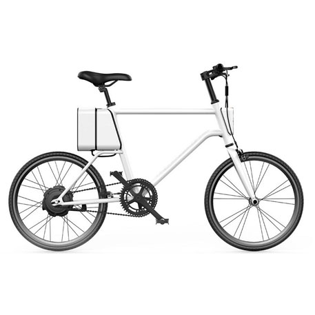 YunBike C1 Men`s Benz White