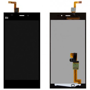 Xiaomi Mi 3 Touchscreen + LCD Black