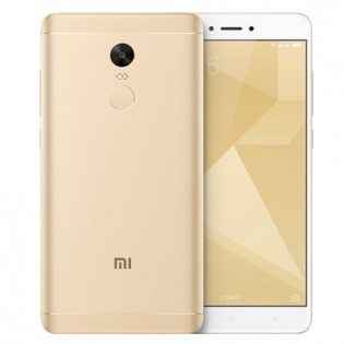 Xiaomi Redmi Note 4X 4GB/64GB Dual SIM Gold