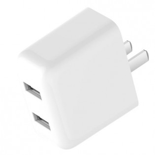 Xiaomi ZMI HA622 Dual USB Quick Charger Kit White