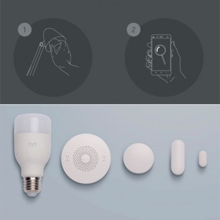 Xiaomi Yeelight Smart LED Bulb E27