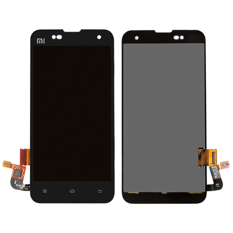 Xiaomi Mi 2 / 2s Touchscreen + LCD Black