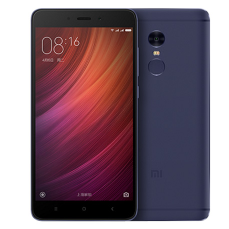 Xiaomi Redmi Note 4 High Ed. 4GB/64GB Dual SIM Blue