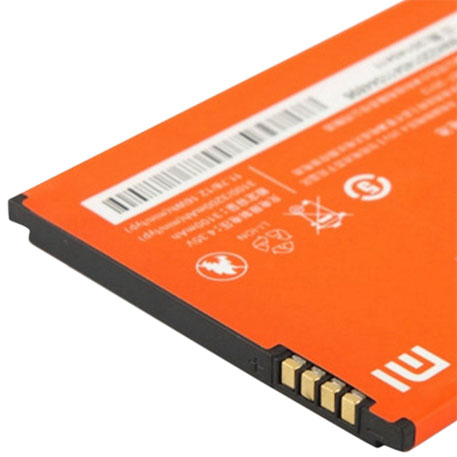 Xiaomi Redmi Note Battery BM42 Orange