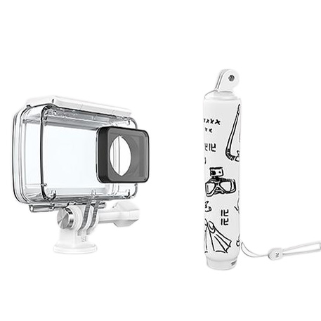 Xiaomi Yi 4K Action Camera 2 Waterproof Case + Floating Grip