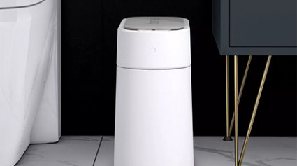 TOWNEW T3 – Trash Can With Smart Technologies